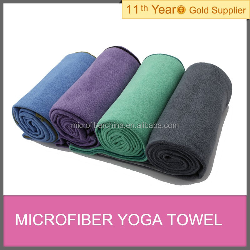 Premium microfiber yoga /gym towel