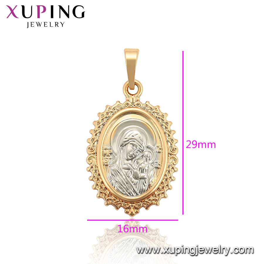 34895 Xuping personilzed fashion jewelry pendant+diamond pendant jewelry