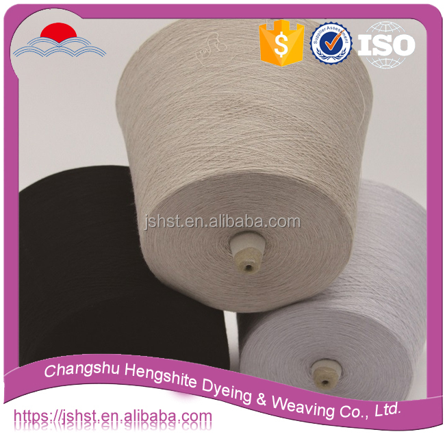 100% combed cotton dyed yarn for sweater and weaving