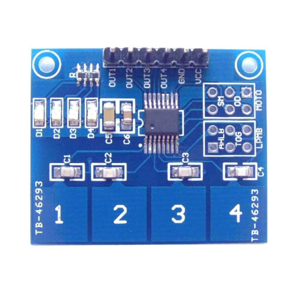 Cheap Touch Sensor Switch Circuit Find Module Get Quotations Cocoray 4 Keys Buttons Capacitance Digital Transducer Board 24v