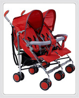 2015 best quality new design multifunction baby stroller for twins