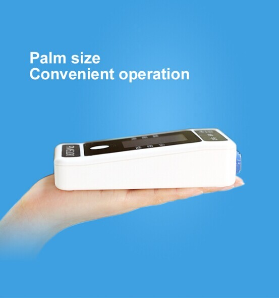 China Best price promotion--Multi-parameter portable cheap medical vital signs veterinary patient monitor