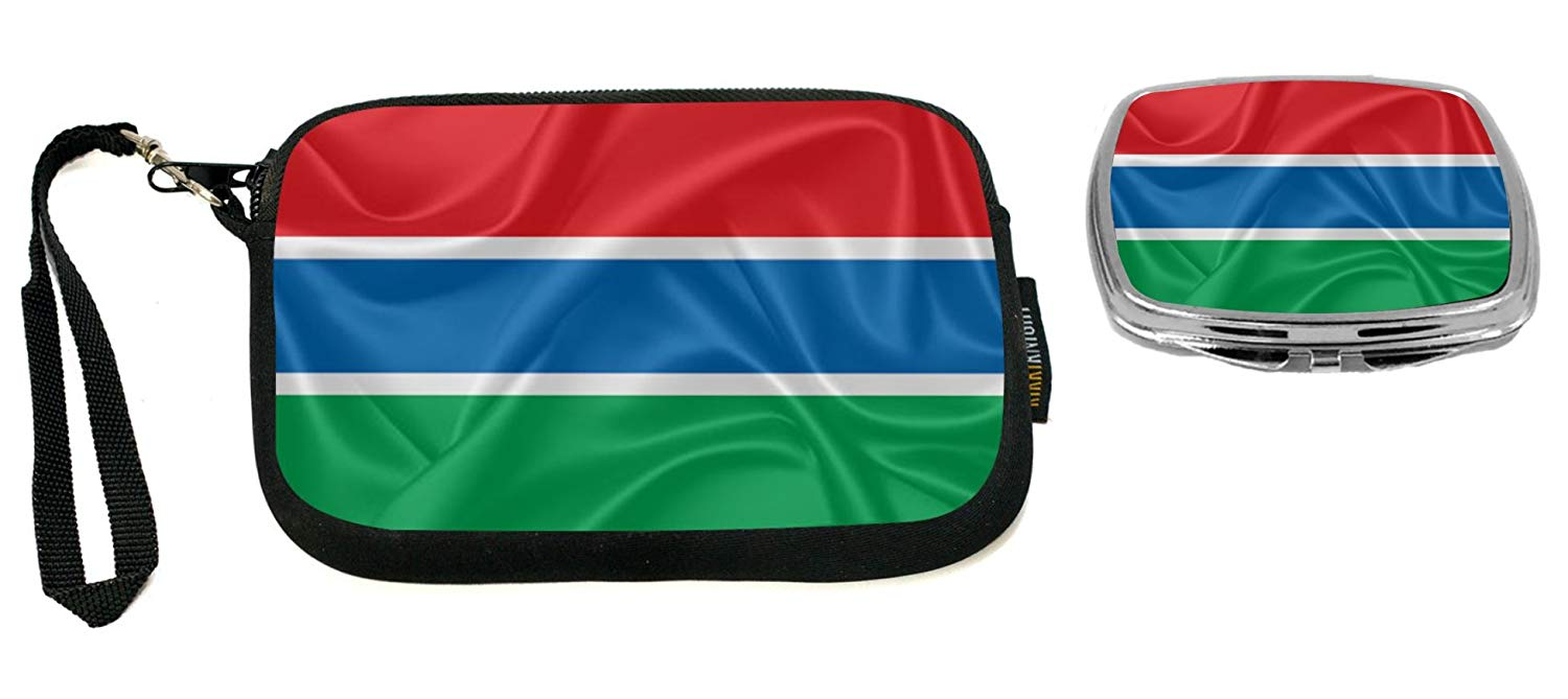 3X5 GAMBIA FLAG NATIONAL COUNTRY FLAGS NEW BANNER F633