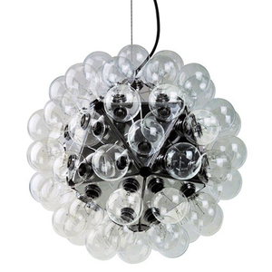 christmas lights incandescent luminaire Modern glass pendant lamp