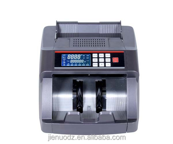 the newest Indian magner currency counter with UV, MG, MT &IR