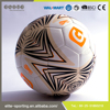 High quality pvc leather soccer ball and training football
