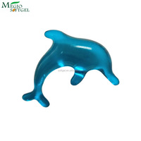 Dolphin shape China wholesale bath oil beads
