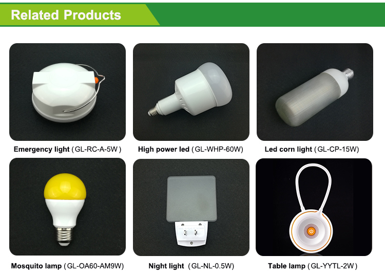 photocell sensor night light