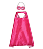 Christmas party superhero capes and masks costumes for kids