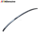 High quality sline type carbon fiber car trunk lip spoiler rear boot lip wing for Audi A6 C7