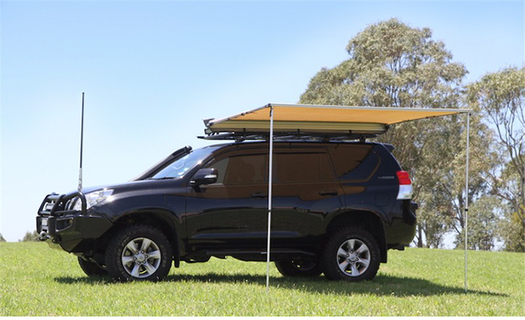Family Camping awning Outdoor Activity Side Awning for cars