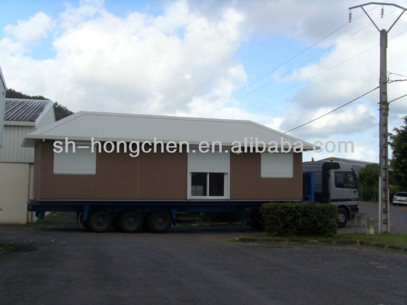 2013 Modern Beautiful prefab house modules