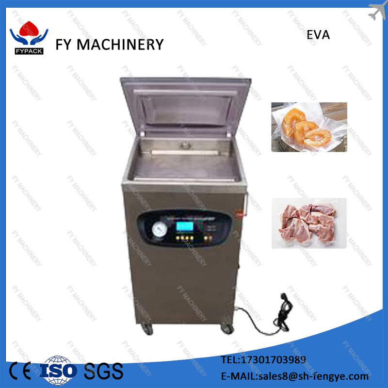 dz500 automatic food mini fish Vacuum Packing Machine for sale