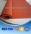 Red closed cell Silicone sponge rubber sheet,Silicone sponge rubber rolls
