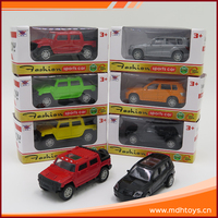 Mini size colorful diecast 1:43 pull back car zinc alloy vehicle model cars toy to kids