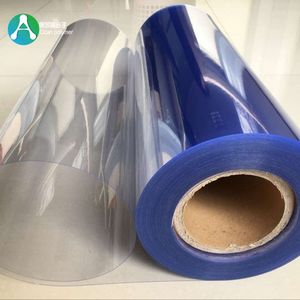 PVC Thin Clear Plastic Rolls for Book Cover