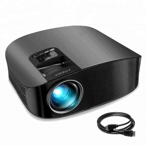 Full HD LED 3600 Lumens Multimedia Mobile Phone TV LCD Video Home Theater Projector