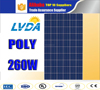 2016 best sale 12v 260w poly solar panel /260w poly solar panel / polycrystalline solar panel