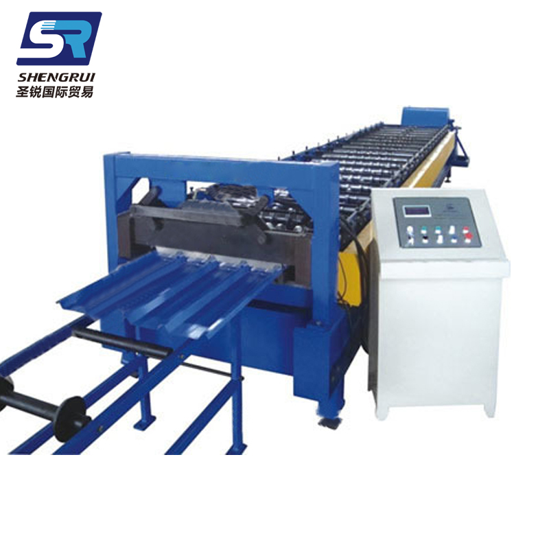 Chinese Hot Koop Metalen Sandwich Panel Kleur Blad Maken Roll Forming Machine