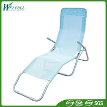 Luxury Modern New Design Aluminum Folding Sex Chaise Lounge Chair