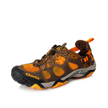 2015 Clorts New Outdoor Wading Shoes For Men Fast Dry Upstream Shoes Male Light Breathable Water Shoes for men Wholesale 3H021B