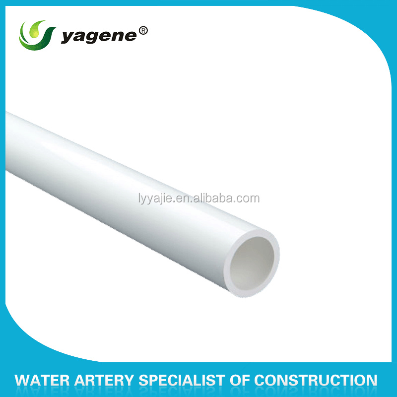 Large engineering projects pipe 12 inch diameter PVC pipe