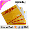 Yason custom printed mailers reusable polythene mailing bags plasic bag courier