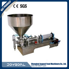 China manufacturer semi jam bottle filling machine for sale