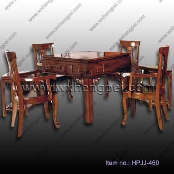 chinese old fashion automatic mahjong table set & Chinese Old Fashion Automatic Mahjong Table Set - Buy Antique ...