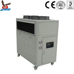 Hot Sales Hongsai Chiller Control Panel Air Cooled Chiller