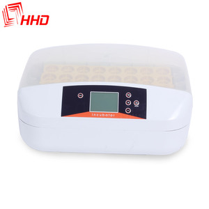 HHD 32 eggs automatic hatching machine/chicken egg incubator prices India