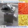 Stainless steel electric dicer vegetable onion cube chopper slicer dicer machine