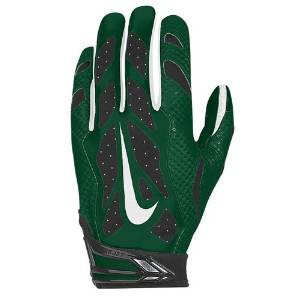 Get Quotations · Nike Vapor Jet 3.0 Advanced Skill Football Receiver Gloves  XX-Large Green   White 4f49de52e8f5
