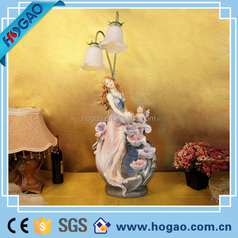 Antique Figurine Lamps, Antique Figurine Lamps Suppliers And Manufacturers  At Alibaba.com