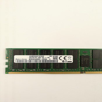 High performance 376639-B21 2GB DDR Registered ECC PC-3200 Server Memory AB