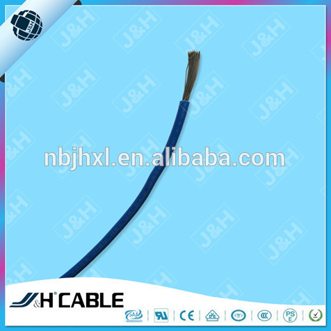 Manufacture UL1617 PVC insulated stranded copper wire with jacket