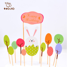 Wholesale Hot sale cupcake wrappers & toppers picks decoration baby shower favors birthday party supplies