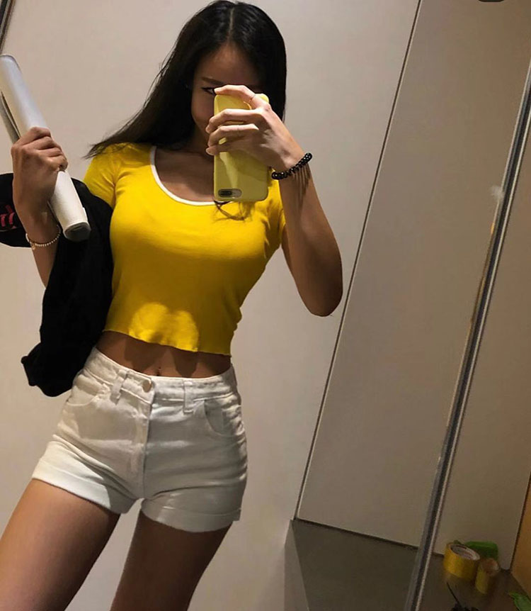 Wholesale Workout Apparel Custom Print Half Sleeve Blank Fitness Yoga Shirt Crop Tops for Women