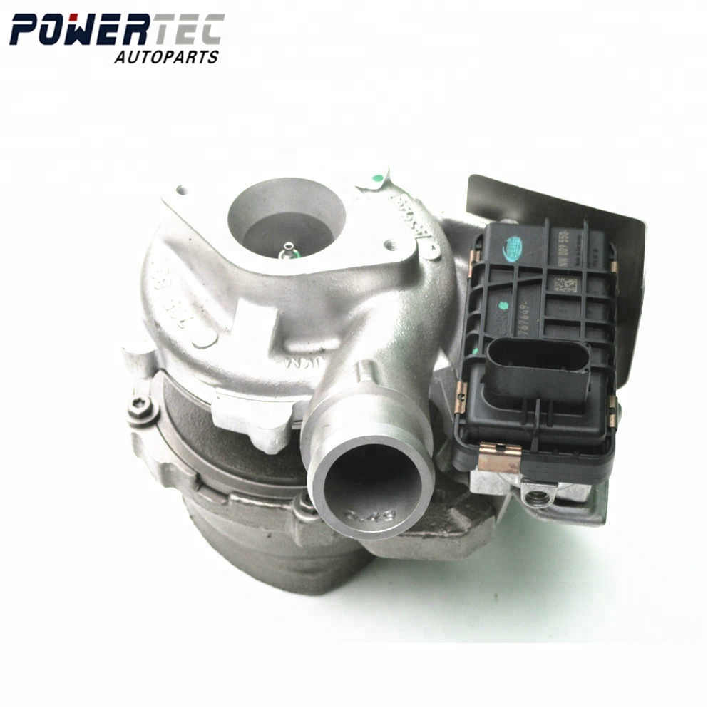 Commercio all'ingrosso GTB1749VK 787556-5017 s 787556 BK3Q-6K682-CB BK3Q6K682PC Turbo Turbocompressore Per Ford Transit 130 pz Duratorq TDCi 2.2L