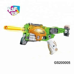 multifunctional toy soft bullet metal toy gun for boys
