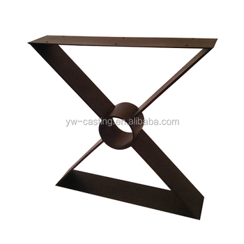 Charmant Hot Selling Professional Customized Metal Console Table Legs