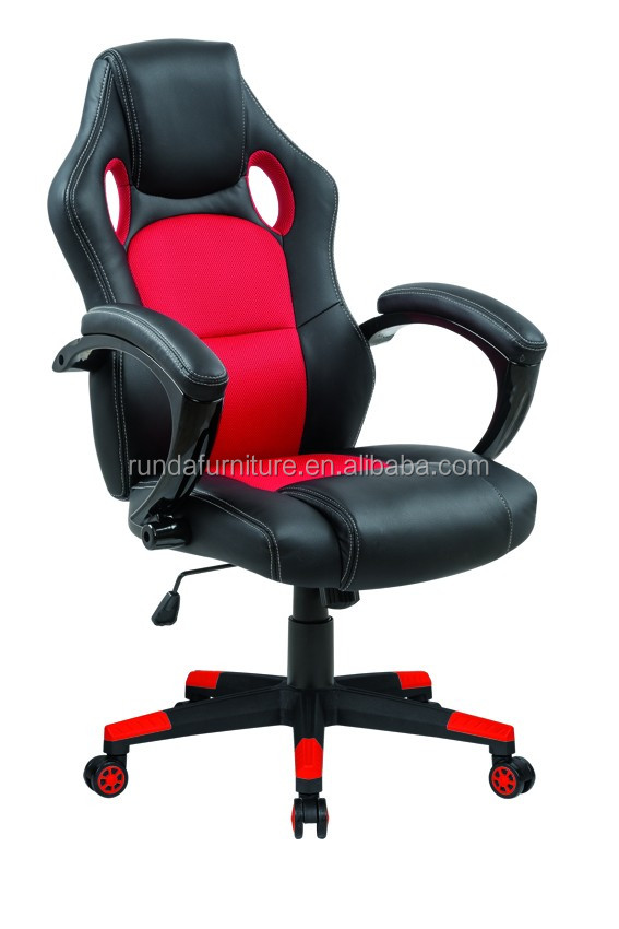 Fashion colorful leather office chair computer PC gaming office racing seat office chair