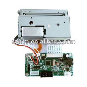 Kiosk Thermal Printer Head 58mm With PCB