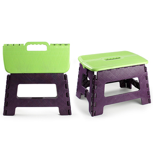 Thick mould thick board strengthening rib folding queening stool