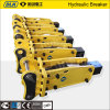 rock drilling machine hydraulic breaker for mini excavator spare parts
