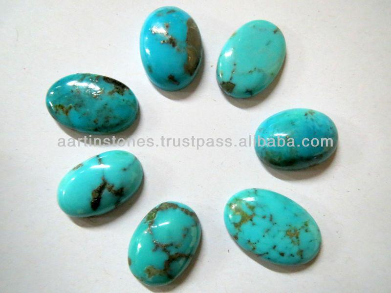 piedra preciosa turquesa rare natural ir n persa turquesa cabujones de piedras