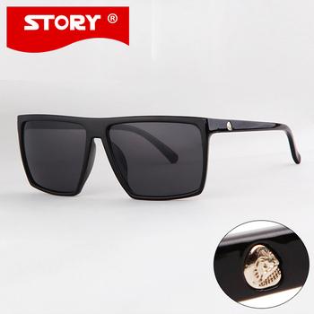 9f6776442f92 Okulary przeciwsłoneczne stampunkowe prostokątne 15 kolorów