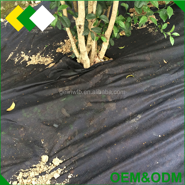 wholesale china factory spunbond agriculture nonwoven weed ground fabric non woven plastic cover for greenhouse
