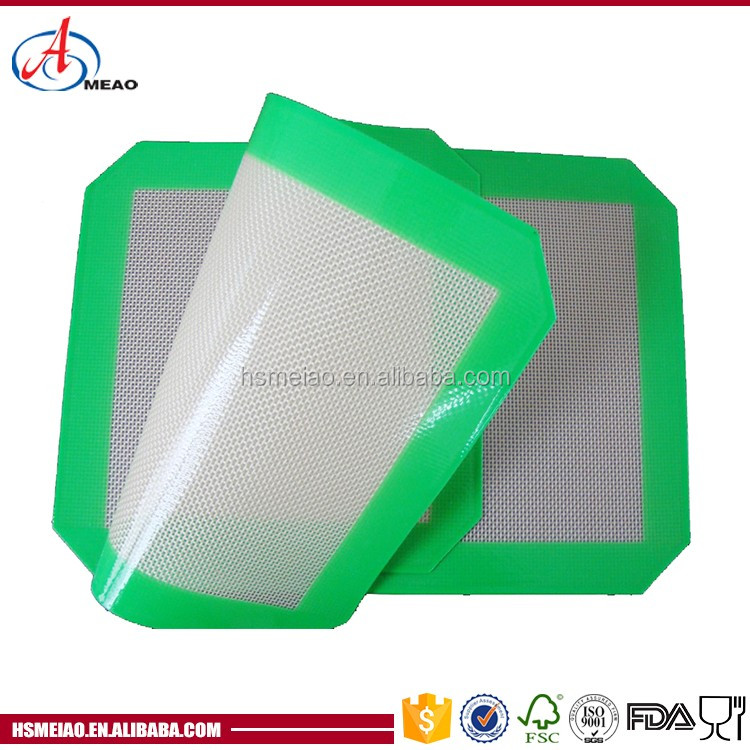 Sheet microwave baking mat food grade silicone oven liner