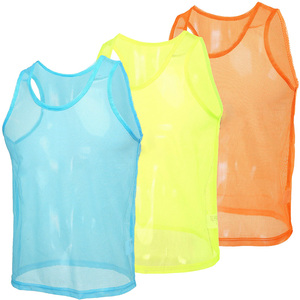 1cea1b42f Mesh Scrimmage Team Practice bibs Pinnies Jerseys soccer uniform training  Vests for Sports Basketball Soccer Football